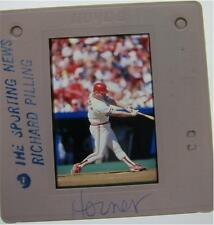 BOB HORNER ST LOUIS CARDINALS ATLANTA BRAVES Yakult Swallows ORIGINAL SLIDE 4