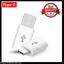 USB 3.1 Type C Male to Micro USB 2.0 Female Charging Adapter Converter Free Ship