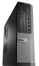 FAST CHEAP DELL 990 Intel Core i7 2nd Gen 8 GB RAM 1TB HDD DVD Windows 7 PC