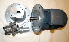 230 / 400 Volt, 0.75KW Motor Hydraulic pump , without Oil holder 2,18 cm² pump