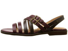 New Bass AMIDY Leather Women Sandals Size 9.5