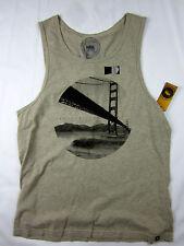 Rip Curl Surf SF Bridge Premium fit soft Tank top men's size LARGE