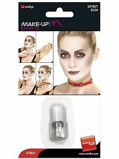 Halloween Smiffys Special FX Spirit Gum 3.3g Bottle Make Up Adhesive 37831