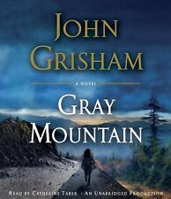 GRAY MOUNTAIN unabridged audio book on CD by JOHN GRISHAM