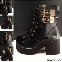 DAMEN SCHUHE SEXY PLATEAU HIGH BOOTIES STIEFEL STIEFELETTEN ANKLE WINTER BOOTS