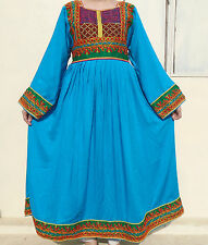 Kuchi Afghan Banjara Tribal Boho Hippie Style Brand New Ethnic Dress ND-174