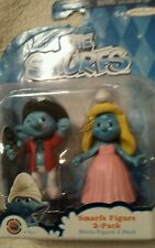 THE SMURFS ---Movie Figure 2 Pack
