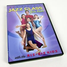 Very Good - Bob Rizzo : Jazz Dance Class For Kids - with Bob Rizzo (DVD, 2009)