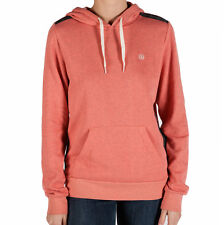 Element RILEY Womens Pullover Hoodie Sweatshirt Medium Peach NEW