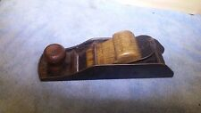 VINTAGE STANLEY 130  single  ended as 1 end missing when bought wood wedge
