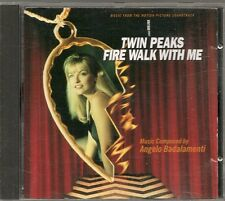 CD BOF / OST 12 TITRES--TWIN PEAKS FIRE WALK WITH ME--ANGELO BADALAMENTI