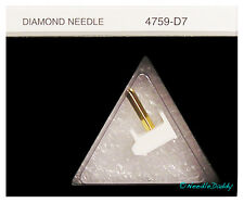 NEW IN SEALED BOX NEEDLE FOR SHURE M44 N44 M44-7 M44MR M55 N44 N44-7 759-D7