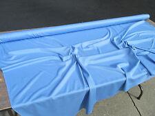 """Stretch Fabric Lyrca Spandex Blue Oval Weave Swimwear Athletic 2+ Yards 62"""" Wide"""