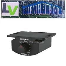 HRC Hertz Controllo Remote Volume Canale SubWoofer Amplificatore HDP1 HDP5