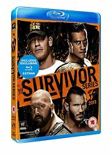 Official WWE - Survivor Series 2013 Blu-Ray