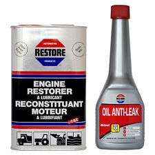 We Cure Engine Blue Smoke Within 8 Hrs - AMETECH RESTORE OIL