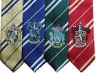 Harry Potter Hogwarts House Logo Necktie - Wizard School Costume Tie - UK SELLER