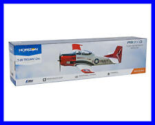 E-FLITE EFLITE T-28 T28 1.2m BNF BIND IN FLY BASIC TROJAN RC AIRPLANE EFL8350 !!