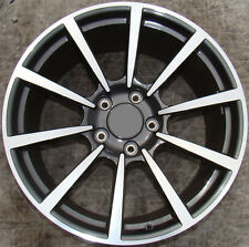 "20"" Wheels Set For Porsche Panamera S 20x9.0 / 20x11 Staggered Rims Set of (4)"