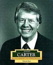 Jimmy Carter: America's 39th President (Encyclopedia of Presidents, Second)
