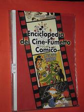 ENCICLOPEDIA DEL CINE FUMETTO COMICO DI CAMILO MOSCATI EDITORE LO VECCHIO