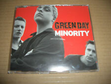GREEN DAY - MINORITY - CD SINGLE - NEW AND UNPLAYED - GREENDAY