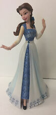 Disney Showcase Couture de Force Beauty & the Beast BELLE in Blue Dress Figurine