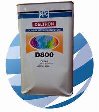 PPG Deltron D800 Clearcoat Lacquer 5 Litre