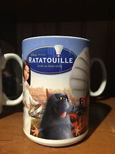 disney parks epcot pixar ratatouille remy ceramic coffee mug cup new