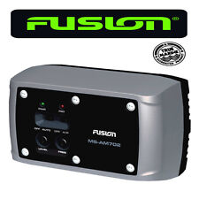 Fusion Marine ms-am702 2 zonas amplificadores 2x70w watt amplifier boat Boot Yacht