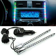 Car Sound Effect Control LED Light Colorful Music Voice Sensor Bright Neon New