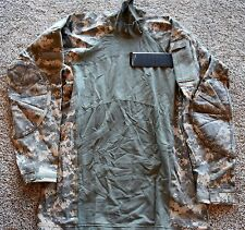 NWT MASSIF U.S.ARMY COMBAT SHIRT MEDIUM  FLAME RESISTANT
