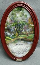 Thomas Kinkade Collector Plate: Walk Of Faith Collector Plate only 5,000 Made!!