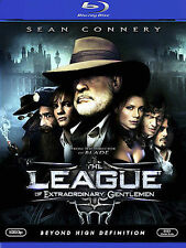 The League of Extraordinary Gentlemen [Blu-ray] DVD, Sean Connery, Shane West, S