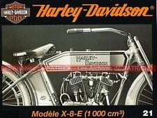 HARLEY DAVIDSON 1000 X-8-E X8E E 1912 ; Film Movie WILD HOGS Bande de sauvages