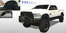 2010-2015 Dodge RAM 2500 / RAM 3500 POP-OUT RIVET STYLE Fender Flares TEXTURED