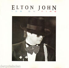 Elton John-Ice on Fire-CD Album rocket record
