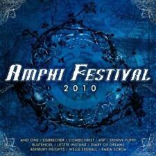 Amphi Festival 2010 Compilation - CD Blutengel, Combichrist, And One