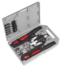 SEALEY TOOLS SALE THREADED & BLIND NUT RIVET TOOL KIT RIVETER HEAVY DUTY