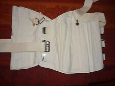 Vintage  Akron Truss Corset Lingerie Unused medical device steam punk costume