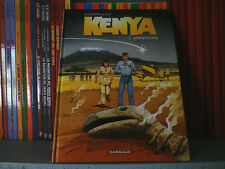 Kenya, Tome 1 : Apparitions - Rodolphe & Leo - BD - Aventure