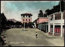 AD0865 Como - Provincia - Lanzo d'Intelvi - Piazzale e Albergo Funicolare