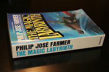 (107) The magic labyrinth / Philip José Farmer / Granada book