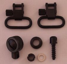 Sling Mounting Kit Universal Shotgun & Rifle Adapter Swivels Bases Stud S-5612