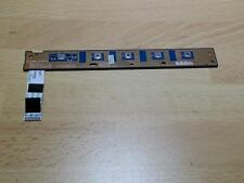 Pulsante tasto accensione Toshiba Satellite L550D scheda power button board card