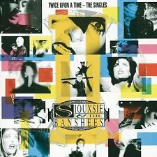 Siouxsie & the Banshees - Twice Upon a Time: The Singles (CD, 1992, Wonderland)