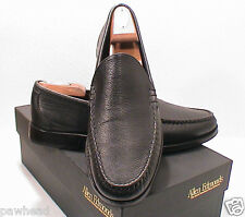 Allen Edmonds Sanibel  Venetian Moccasin Black Casual Loafer Dress Shoe 11 B