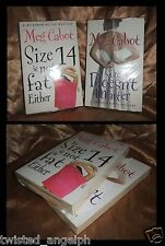 Book Set for Sale: Set of 2 Books by Meg Cabot