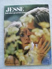 Jesse & Other Great Love Songs Voice Piano Guitar Unmarked