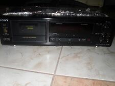 SONY TC-K52c 3-head Stereo Cassette Deck